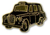 London taxi pin badge