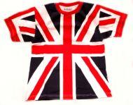 Union jack cotton t-shirt