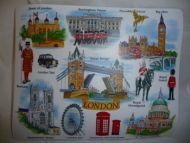London images mousemat