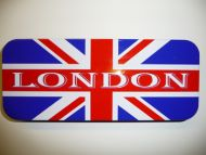 Union jack pencil tin