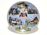 Stratford images collectors plate